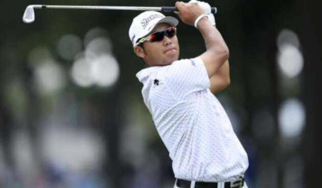 Hideki Matsuyama, golfista japonés.