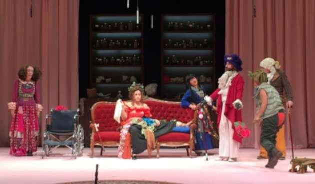 """La obra de teatro """"Historia Patria (No Oficial)"""""""