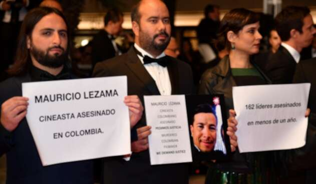 Homenaje a Mauricio Lezama