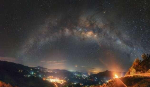 Planetario de Medellín.