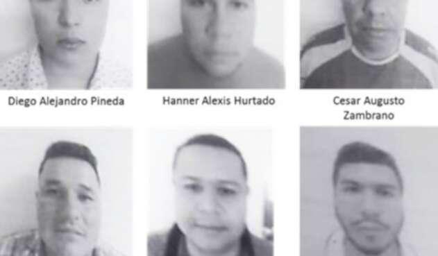 Los hombres citados a audiencia de imputación de cargos quedaron en libertad.