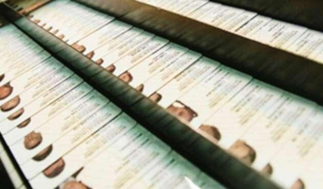 La inscripción de cédulas es para los nuevos votantes y para quienes quieran cambiar su puesto de votación.