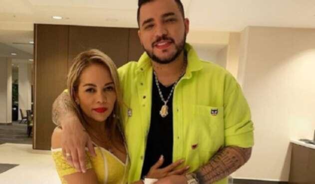 Jessi Uribe y Sandra Barrios