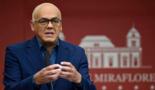 Jorge Rodríguez, Ministro de Comunicaciones de Venezuela