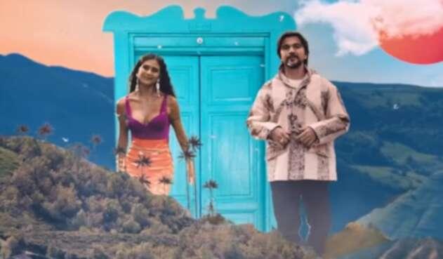 Juanes y Greeicy lanzan 'Minifalda'