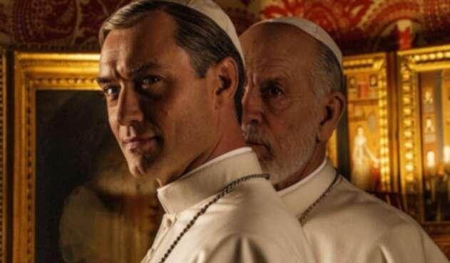 Tráiler The New Pope