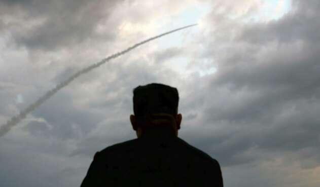 """En Corea del Norte ensayan una """"nueva arma"""""""