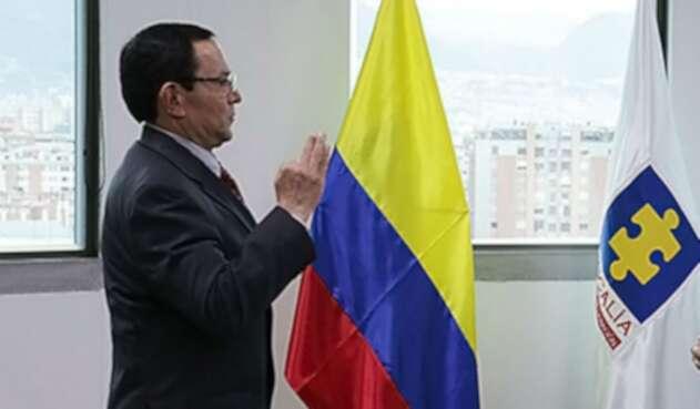 Luis Alberto Pérez, director del CTI