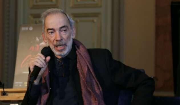 Manuel José Álvarez, director del Teatro Colón, en Bogotá