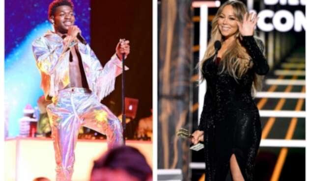 Mariah Carey y Lil Nas X