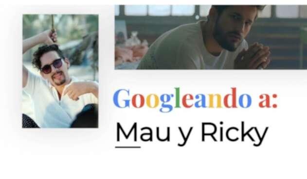 Mau y Ricky, artistas venezolanos.