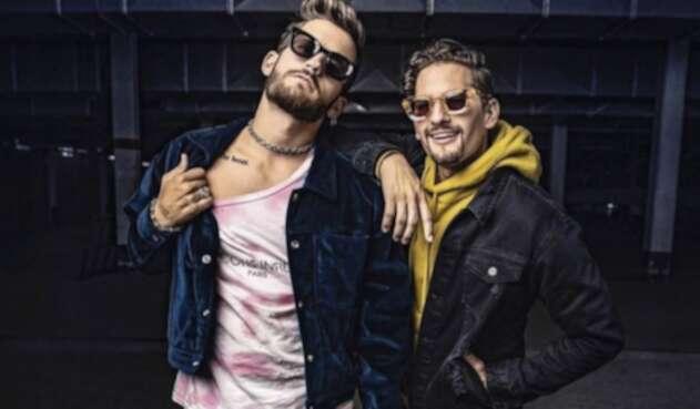 Mau y Ricky, cantantes