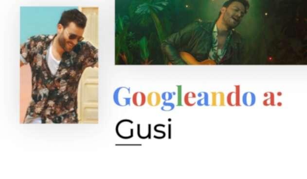 Gusi, cantante colombiano