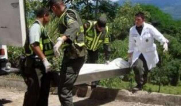 Hasta el momento no se han identificado los cuerpos.