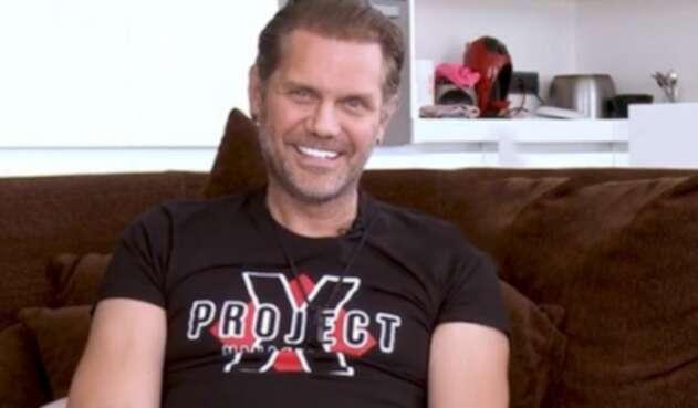 El actor se pronunció ante las noticias que señalaban que era VIH Positivo