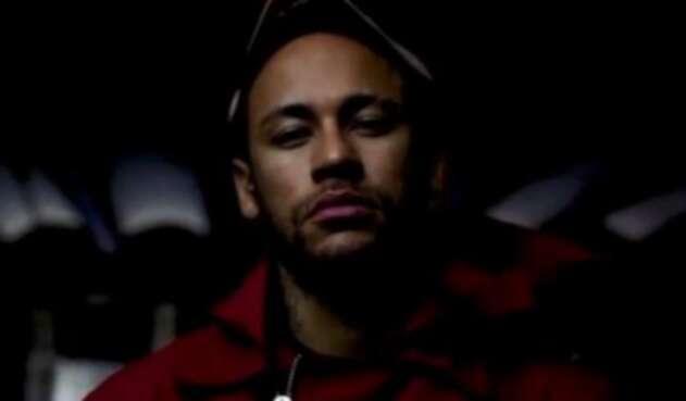 La nueva faceta de Neymar: ahora aparecerá en 'La Casa de Papel'