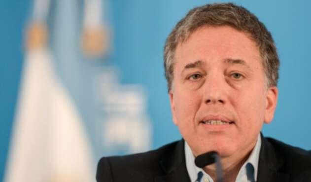 Nicolás Dujovne, exministro de Hacienda de Argentina