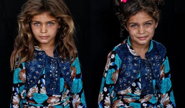 Como sucede en todos los conflictos, los menores son las mayores víctimas.