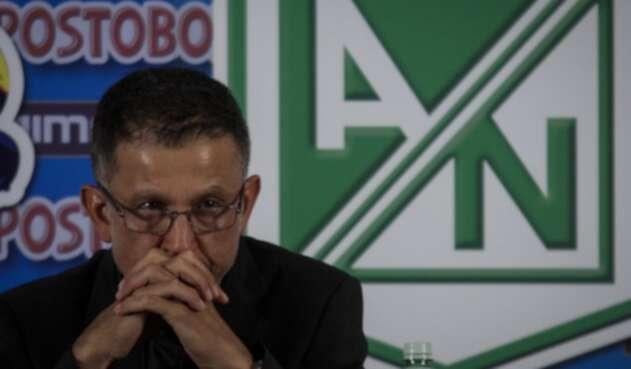 Juan Carlos Osorio, técnico colombiano.