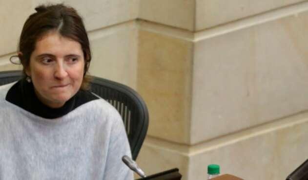 Paloma Valencia, congresista