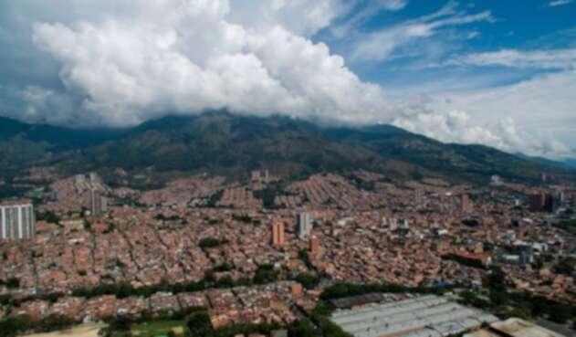 Panorámica Medellín