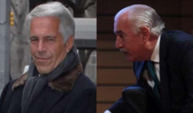 Andrés Pastrana fue incluido en la lista 'Jeffrey Epstein'.