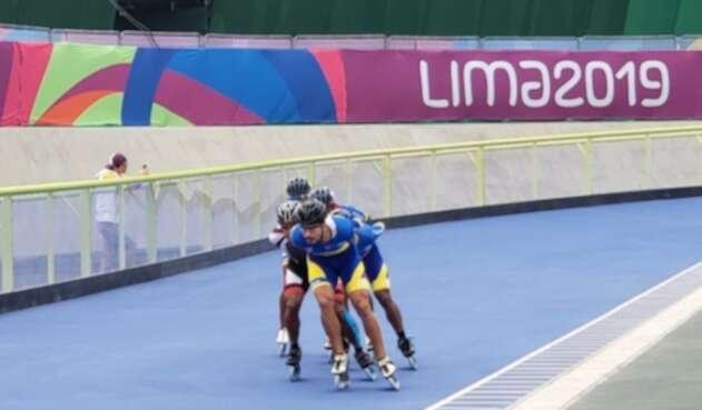 Patinaje Juegos Panamericanos