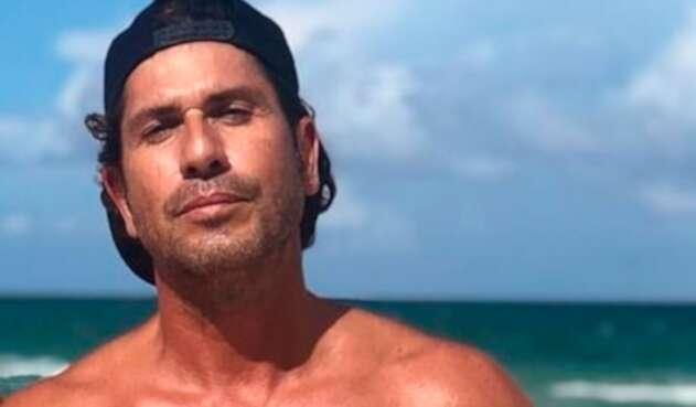 Gregorio Pernia es un famoso actor colombiano
