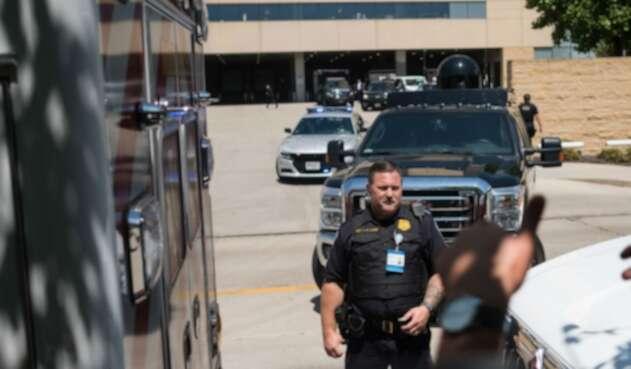 Policía en EE.UU.