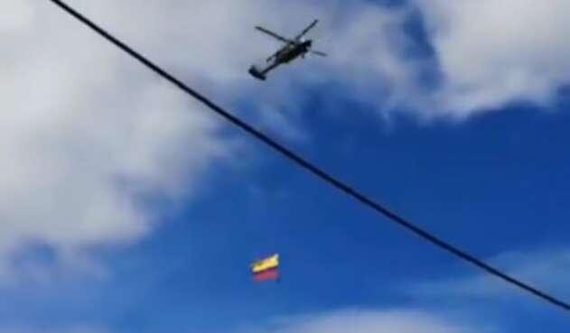 Revista aérea en Medellín terminó en accidente; dos suboficiales de la FAC murieron