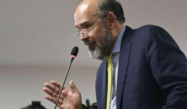 Exmagistrado Francisco Ricaurte investigado por el 'Cartel de la Toga'