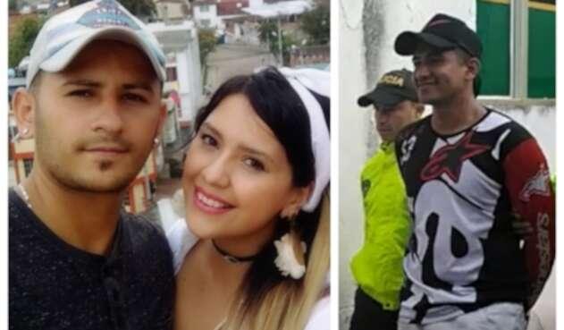 Cómplice del crimen de esposa de Richard Muñoz en Fusagasugá
