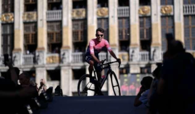 Rigoberto Urán se perforó un pulmón en la Vuelta a España