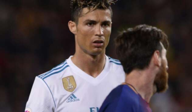 Cristiano Ronaldo y Messi.