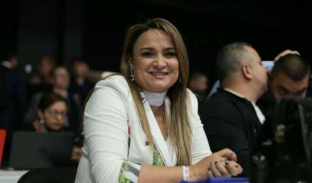Sandra Paola Hurtado, exgobernadora del Quindío