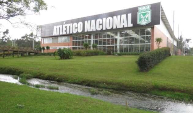 Sede deportiva de Atlético Nacional en Guarne