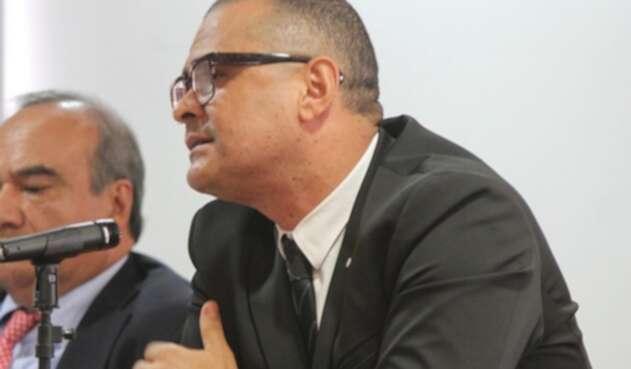 Sergio Zuluaga, excontralor de Antioquia.