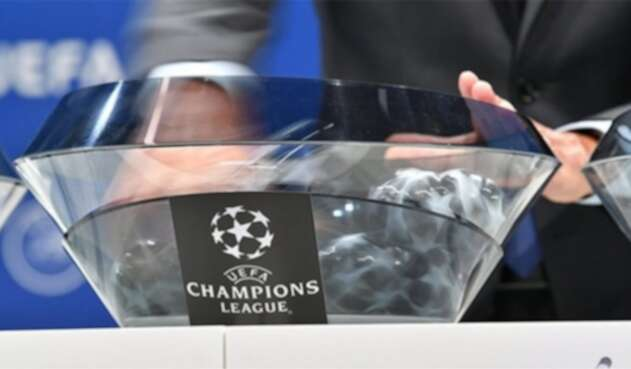 Champions League - sorteo 2019/2020