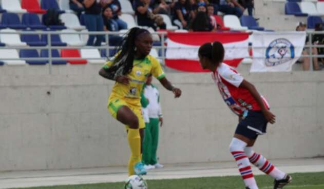 Huila vs Junior femenino