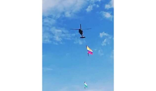 Soldados murieron durante el Desfile de Silleteros en Medellín