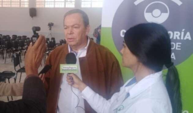 Subcontralor de Antioquia, Rubén Darío Naranjo, responderá por el escándalo de corrupción.