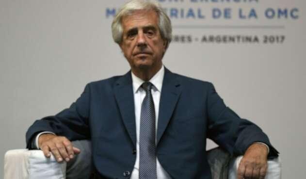 Tabare Vázquez, presidente de Uruguay