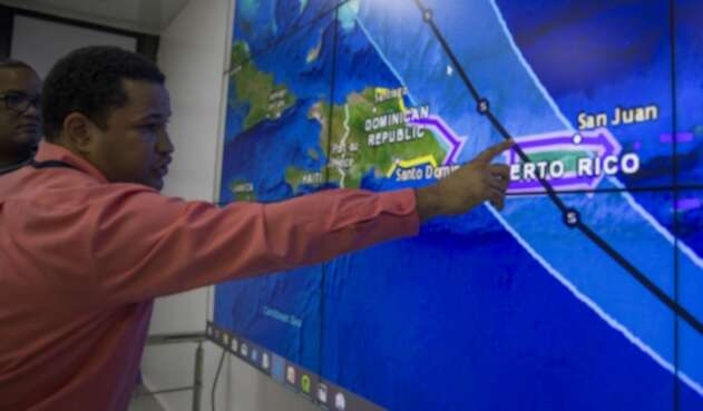 Tormenta Dorian llegará a Puerto Rico