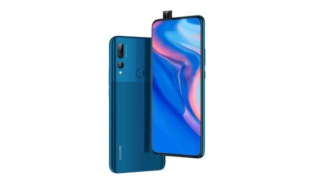 Celular Huawei camara pop up