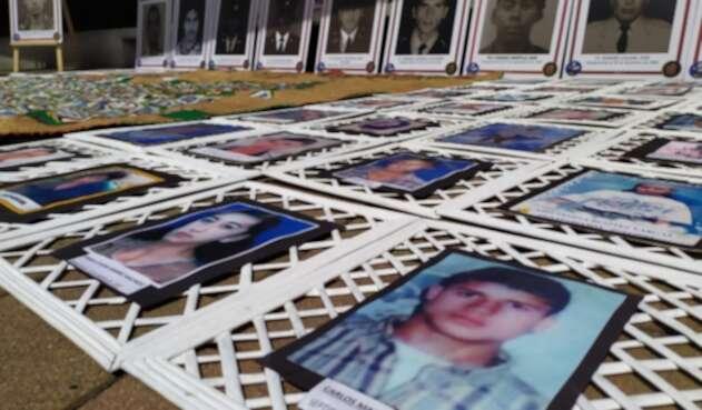 Día Internacional contra la Desaparición Forzada.
