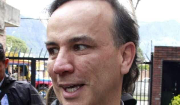 Álvaro Dávila, condenado por el carrusel de los contratos en Bogotá