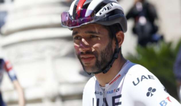 Fernando Gaviria, UAE