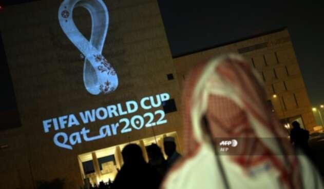Catar 2022 - emblema oficial