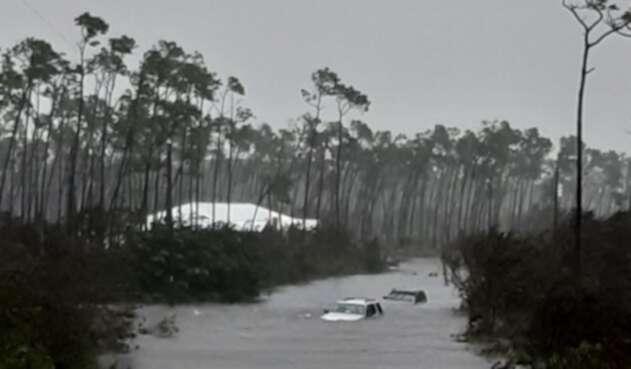 huracan dorian bahamas