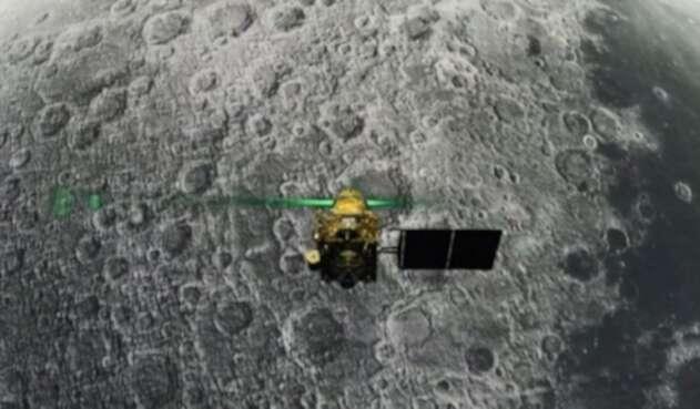 Sonda lunar india